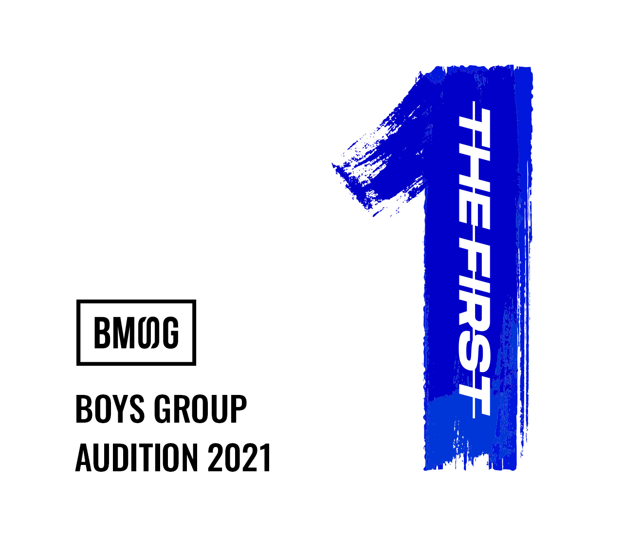 BMSG Audition 2021 ロゴ