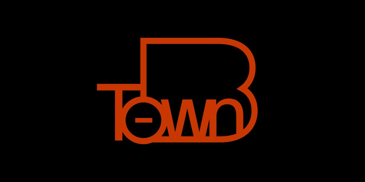 B-Town ロゴ